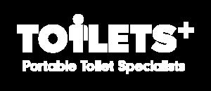 Toilets+ Logo